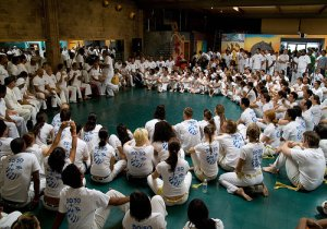 Capoeira Events packed with Capoeiristas