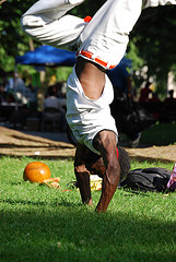 Simple tips for capoeira fitness