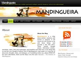 Mandingueira blog