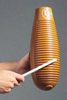 Reco-Reco, the scraper instrument in capoeira