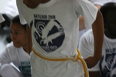 Example of capoeira clothes and capoeira unifrom